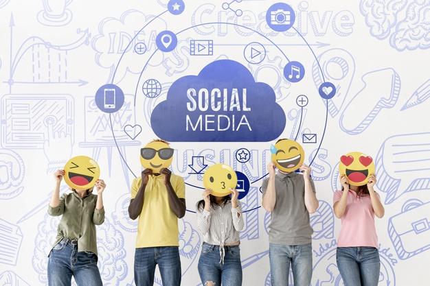 social media- اشتراک گذاری در شبکه های اجتماعی