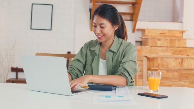 کسب درآمد از اینترنت در خانه