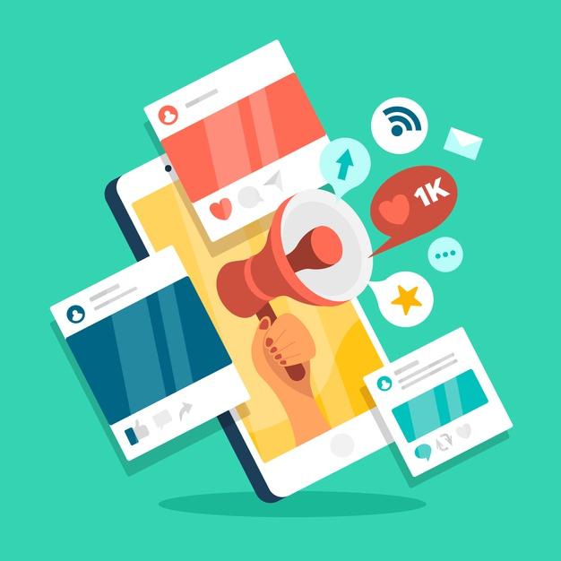 socialmedia- بازاریابی از طریق شبکه های اجتماعی